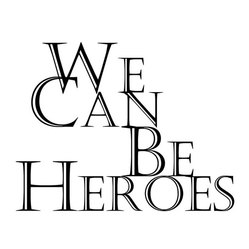 We Can Be Heroes's avatar