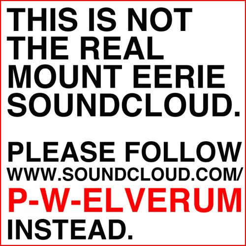 Mount Eerie's avatar