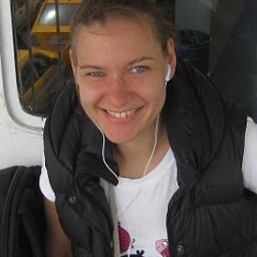 Kateryna Monastyrska's avatar