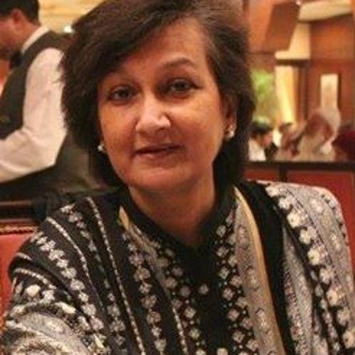 Samrina Hashmi's avatar