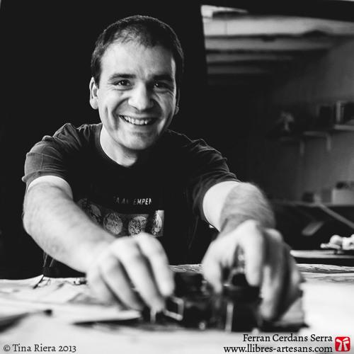 Ferran Cerdans Serra's avatar
