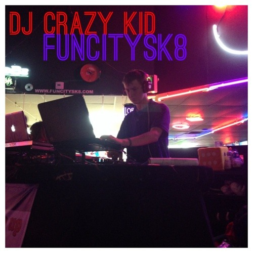 DJ Crazy Kid's avatar
