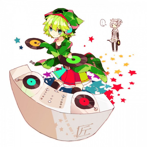 Music goddess's avatar