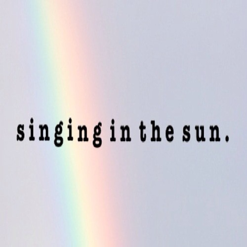 singinginthesun's avatar