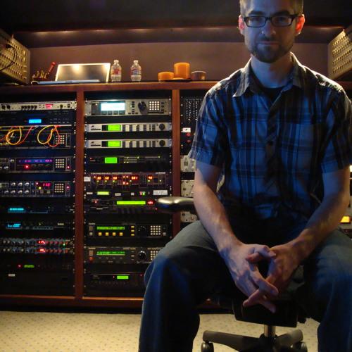 Paul Meyer Audio Engineer's avatar
