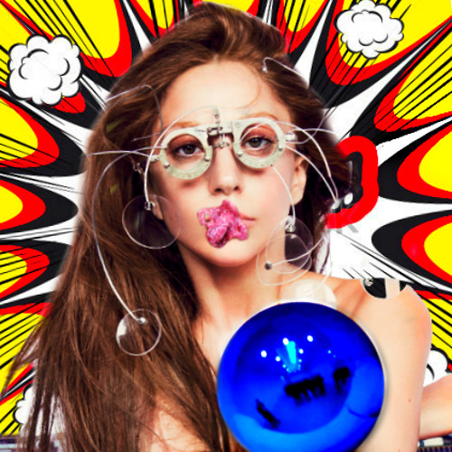 Lady Gaga - Hair (Filters)