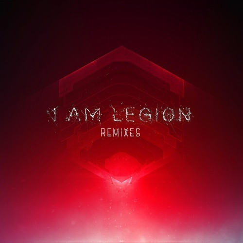 I Am Legion [Noisia x Foreign Beggars] - Warp Speed Thuggin' (Instrumental)
