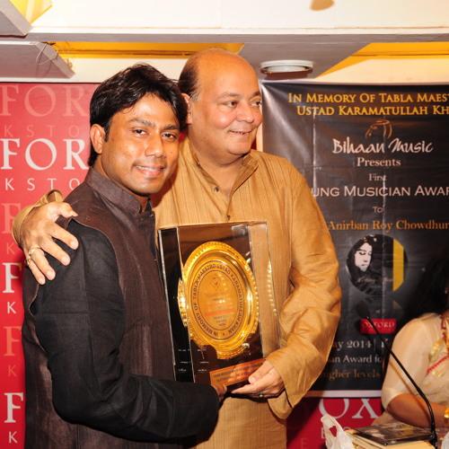 Anirban Roy Chowdhury's avatar