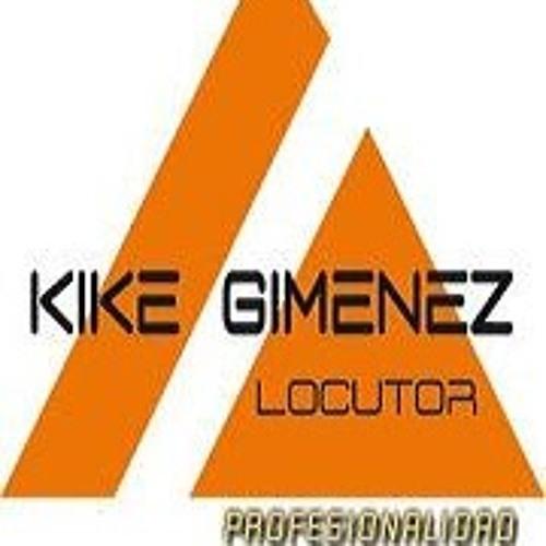 Locutor Kike Gimenez's avatar