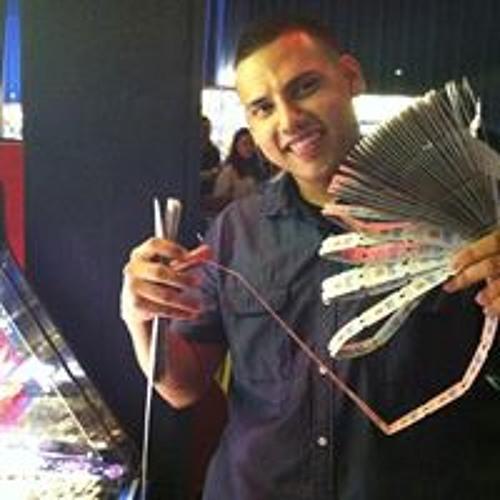 Anthony Rudy Castaneda's avatar