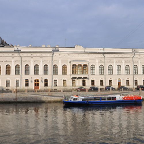 1. The Shuvalov Palace