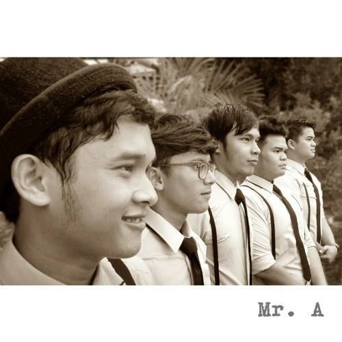Mr. A - Nada Cinta