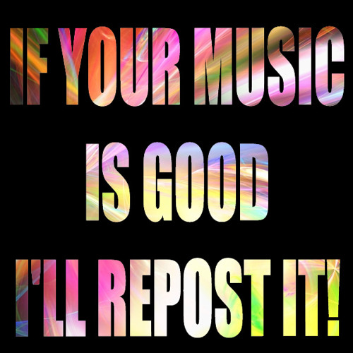 GOOD MUSIC  FREE REPOSTS's avatar