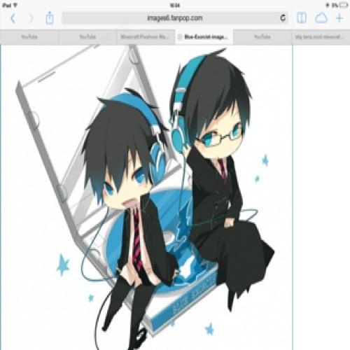 dj blue exoist's avatar