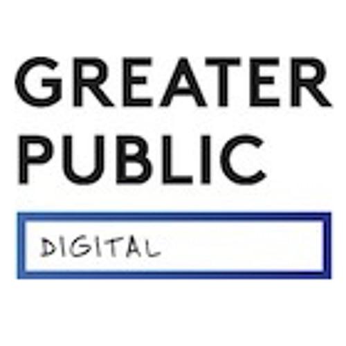 Greater Public Digital's avatar