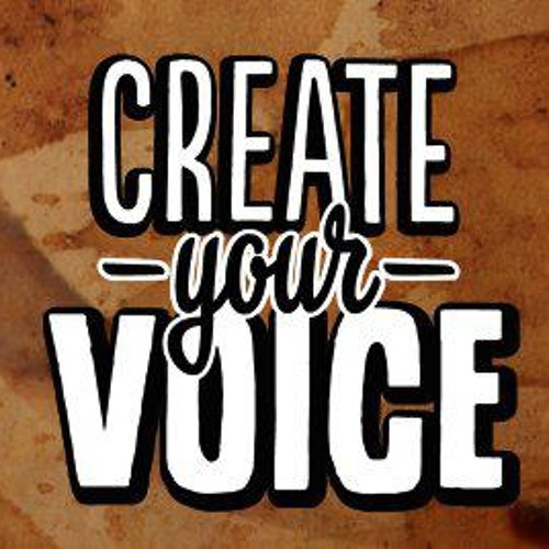 CREATE YOUR VOICE's avatar