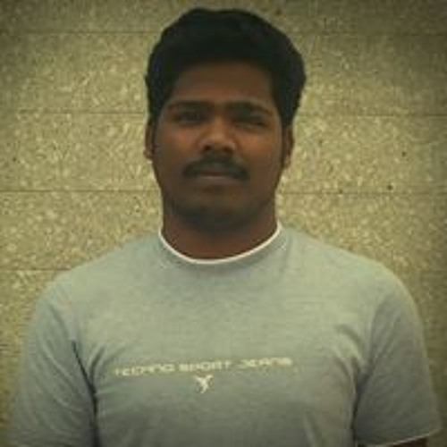 Raam Chandru's avatar