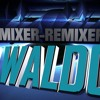 Te Busco REMIX PREVIEw Dj Waldo NIKY JAM Portada del disco