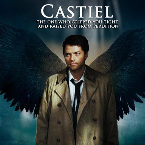 Castiel- - Angel's avatar