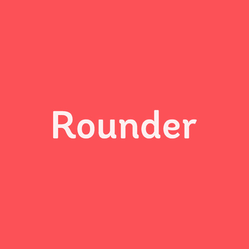 Rounder.'s avatar