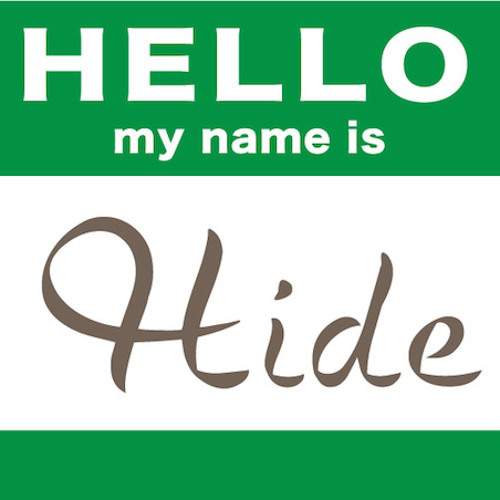DJ Hide's avatar