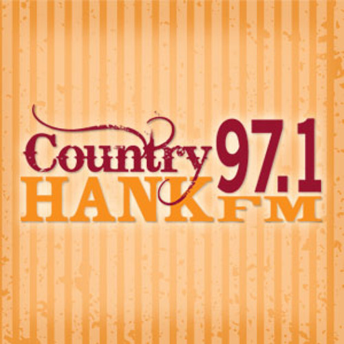 97.1 HANK FM's avatar