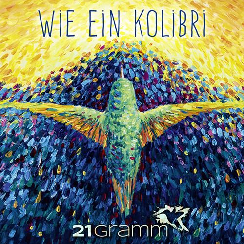 EP TEASER 21 Gramm - Wie Ein Kolibri