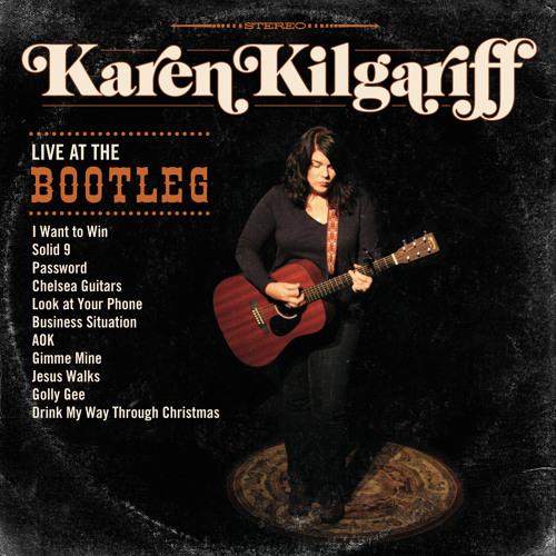 Karen Kilgariff's avatar