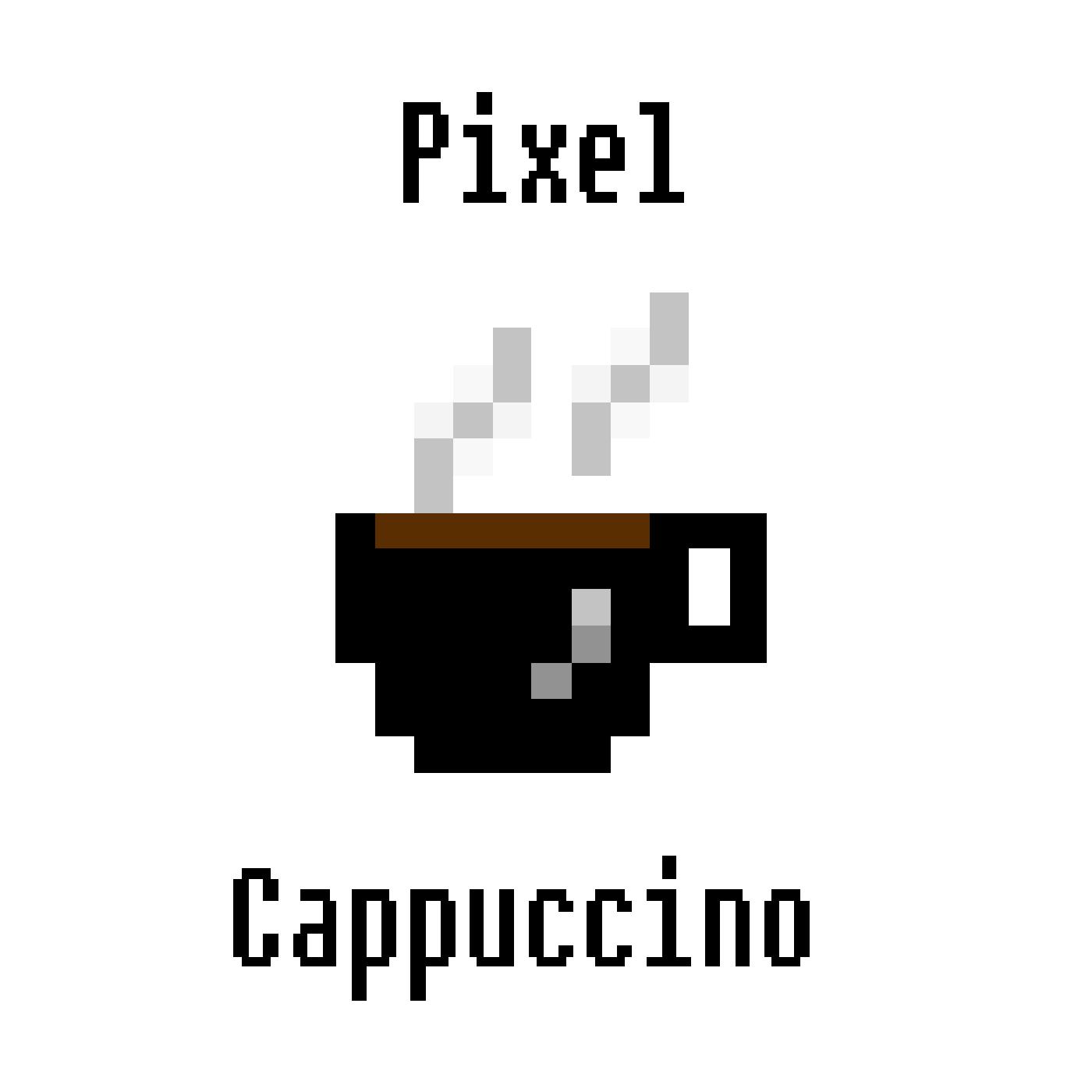 Pixel Cappuccino