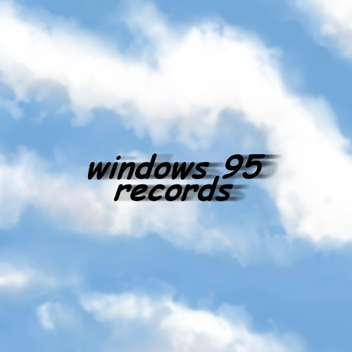 Windows 95 Records's avatar