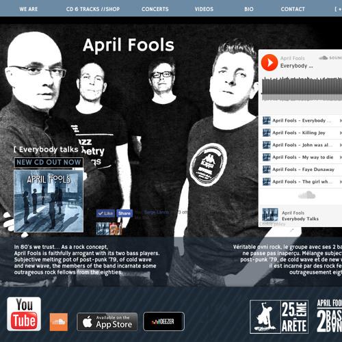 April Fools's avatar