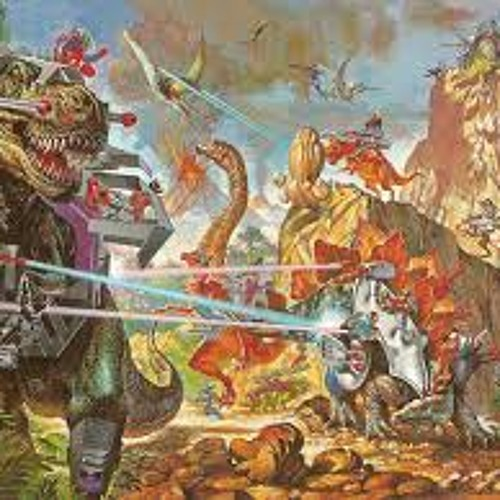 Dinosaurs With Lasers's avatar