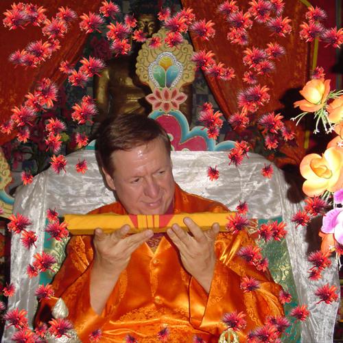 Playing Buddha Maitreya the Christ's Soul Therapy® Meditation Music