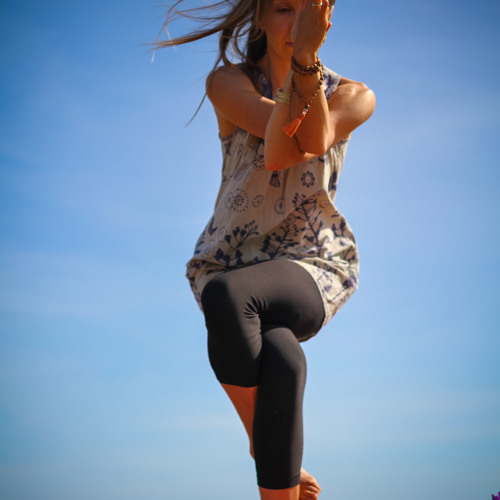 Mandy Brinkley yoga's avatar