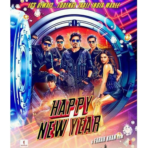 Happy New Year Film India 59