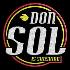 sunshine is DON SOL