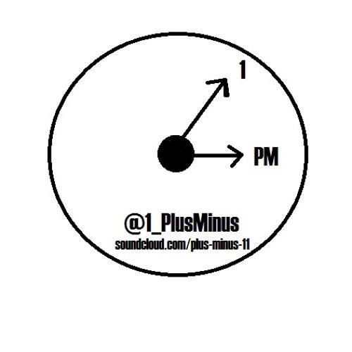 1 Plus Minus's avatar
