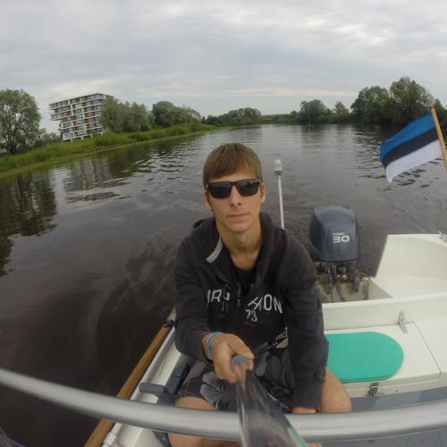 Kaspar Kukin's avatar