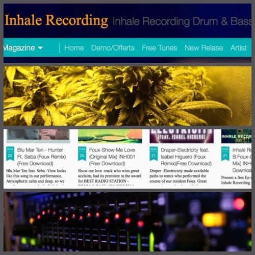 Inhale Recording's avatar