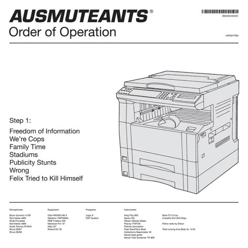 AUSMUTEANTS's avatar