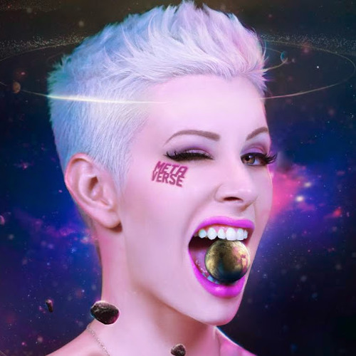 Futurist Miss Metaverse's avatar