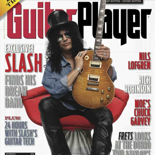 Guitar Player Magazine's avatar