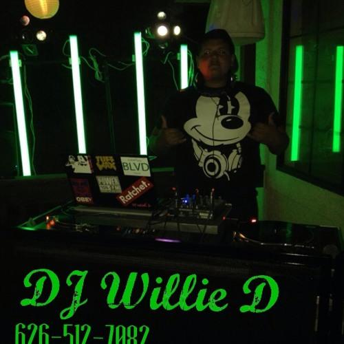 DJ WillieD's avatar