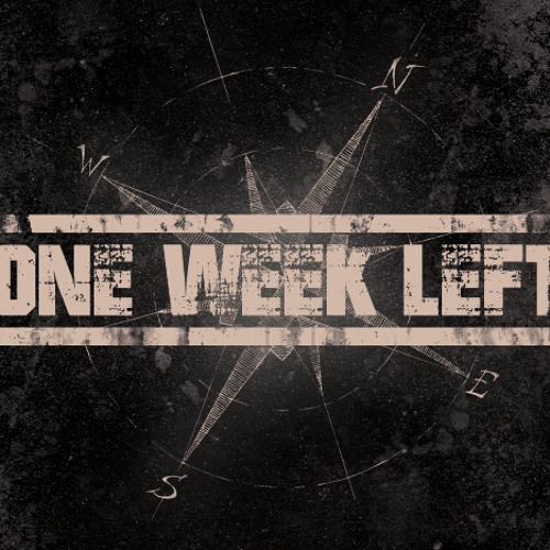 ONE WEEK LEFT's avatar