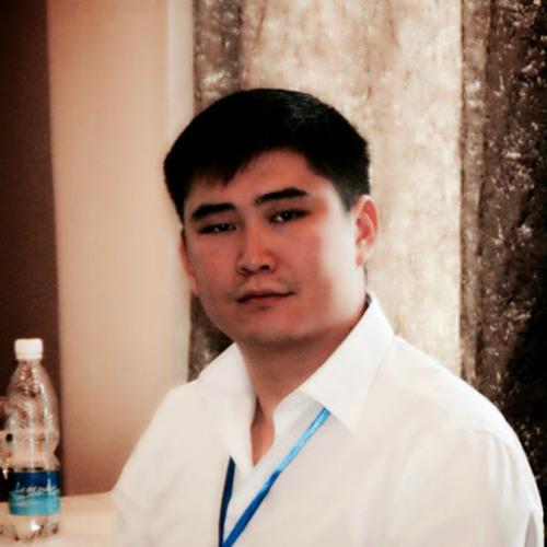 Urmat Omurbekov 1's avatar