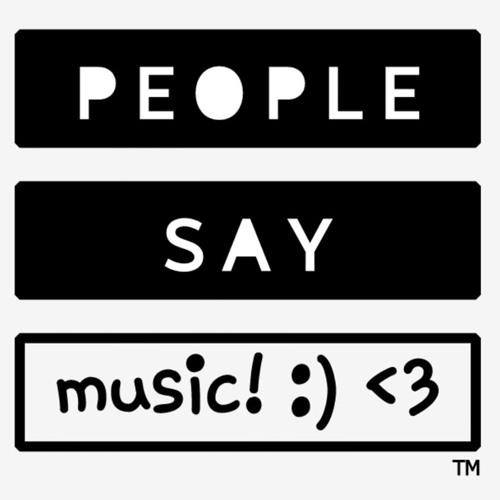 People Say's avatar