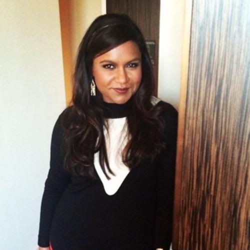 Mindy Kaling on Howard Stern (Sept 15/14)