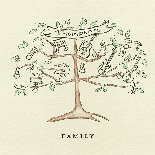 Thompson - Family's avatar