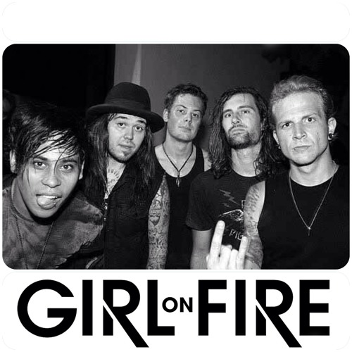 Girl on Fire band's avatar
