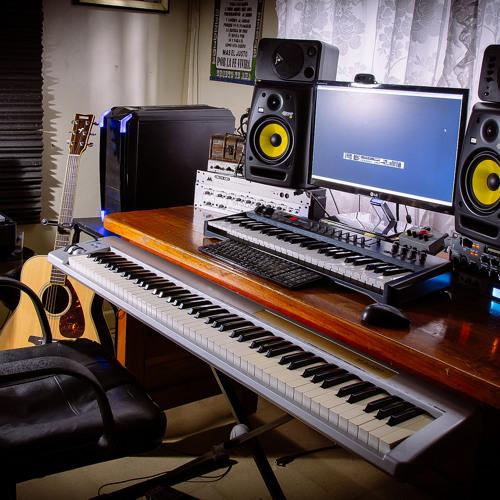 Cinematic Strings(Kontakt)/Roland Fantom XR(Module Rack)